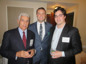 New Hampton School hosts New York City networking event