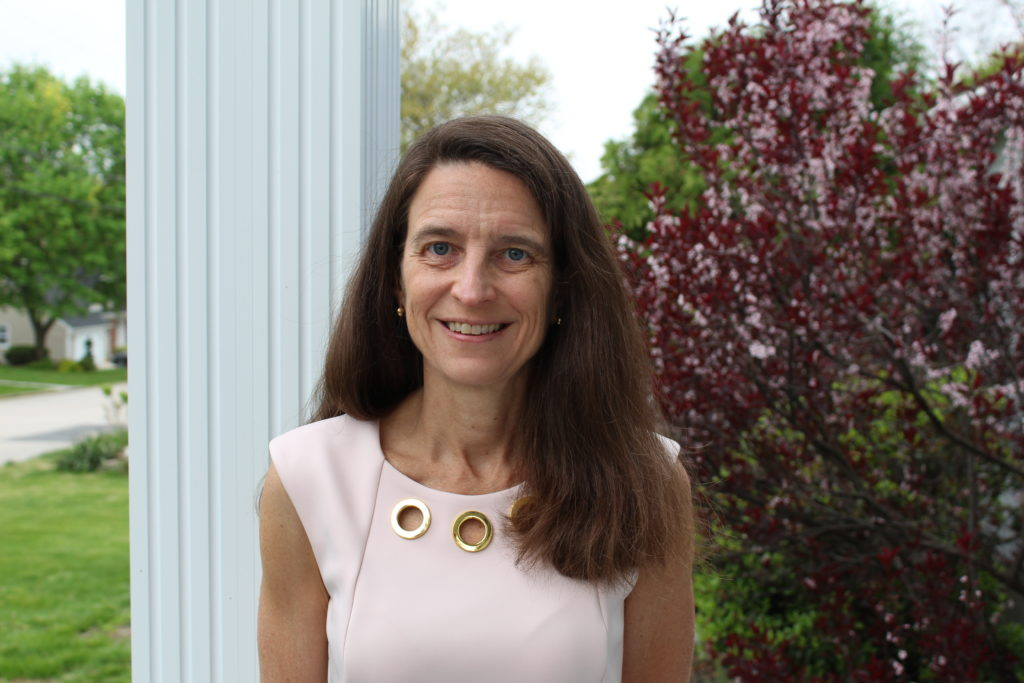 new hampton school alumna Loraine Hobausz