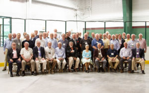 The Jacobson Arena played host to the Class of 1968 for their 50th Reunion celebration.