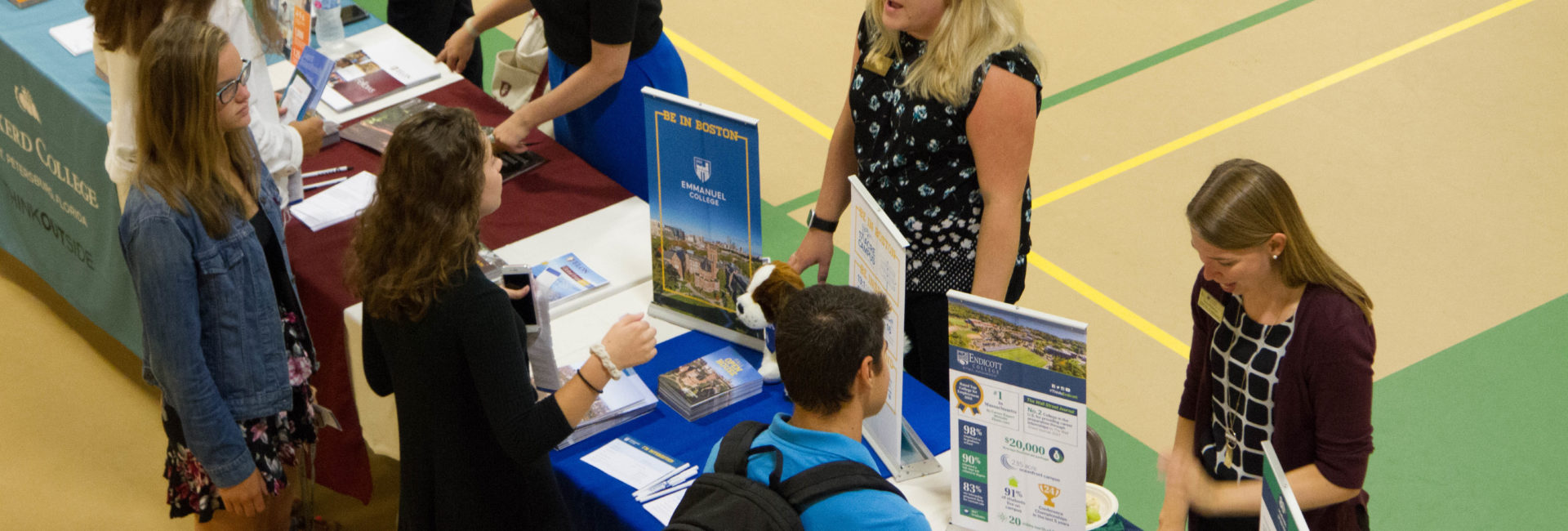 New Hampton School College Fair