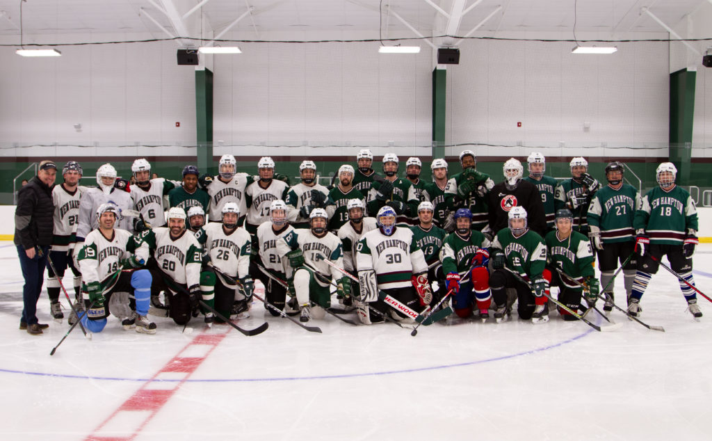 New Hampton School Alumni Hockey Games 2018
