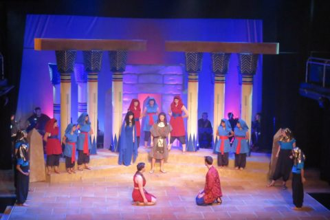 Aida Winnipesauke Playhouse