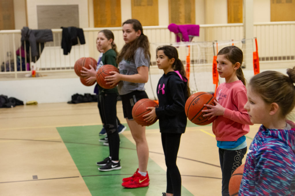 New Hampton School Multi-Sport Clinic for Girls