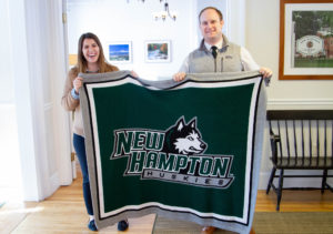 Teaching Fellows gain valuable experience at New Hampton School.