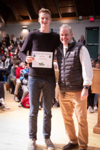 NHS January Athlete of the Month