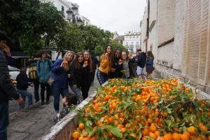 Project Week Southern Spain Cultural Fusion