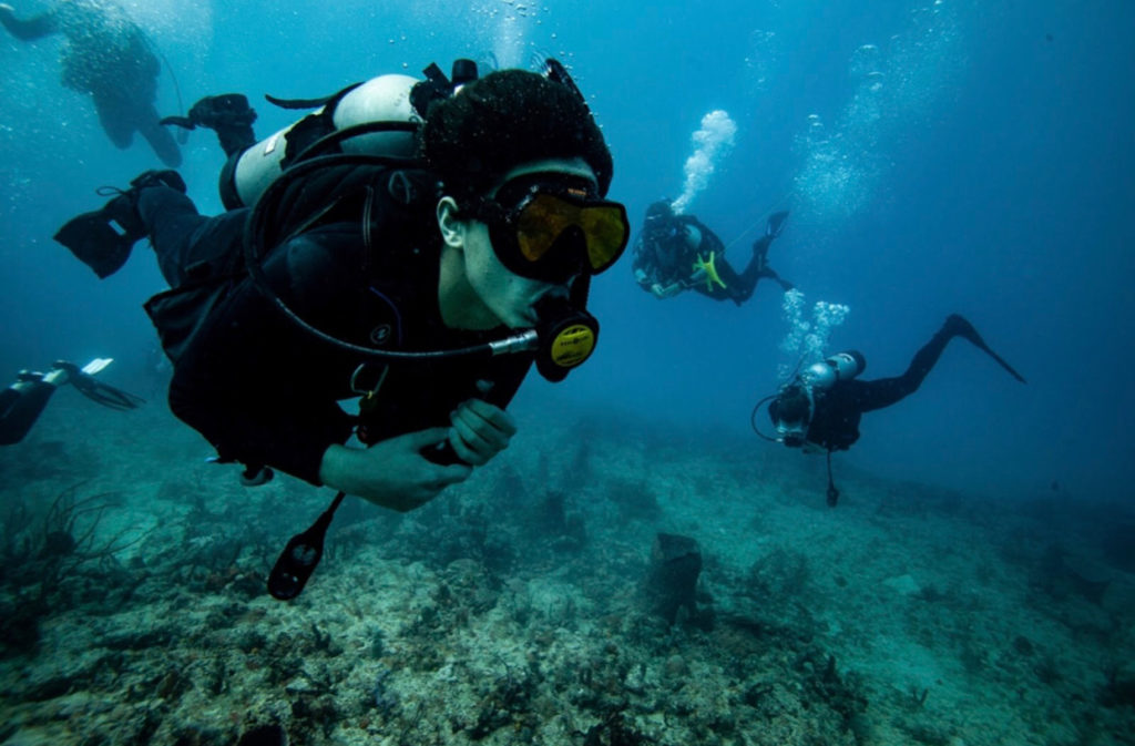 New Hampton Florida Scuba