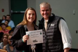 April Female Athlete of the Month