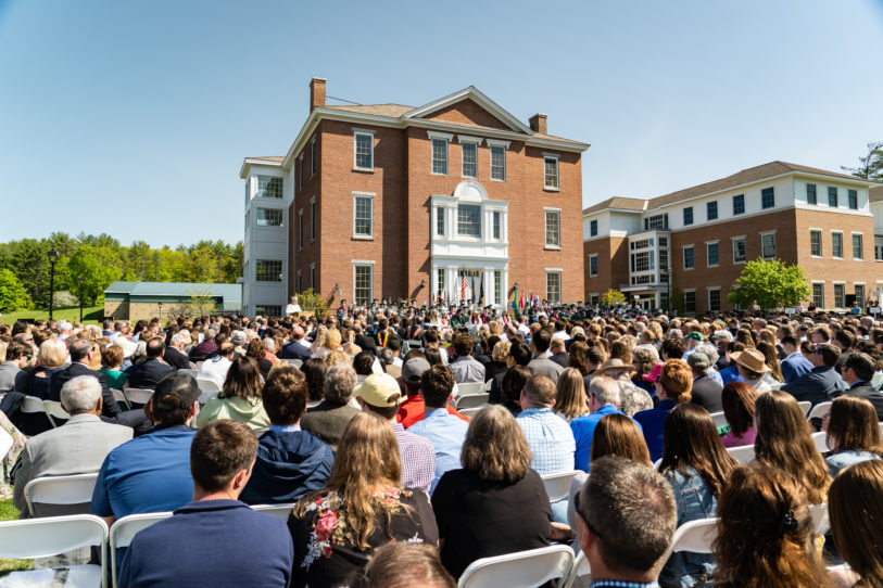 New Hampton Commencement 2019