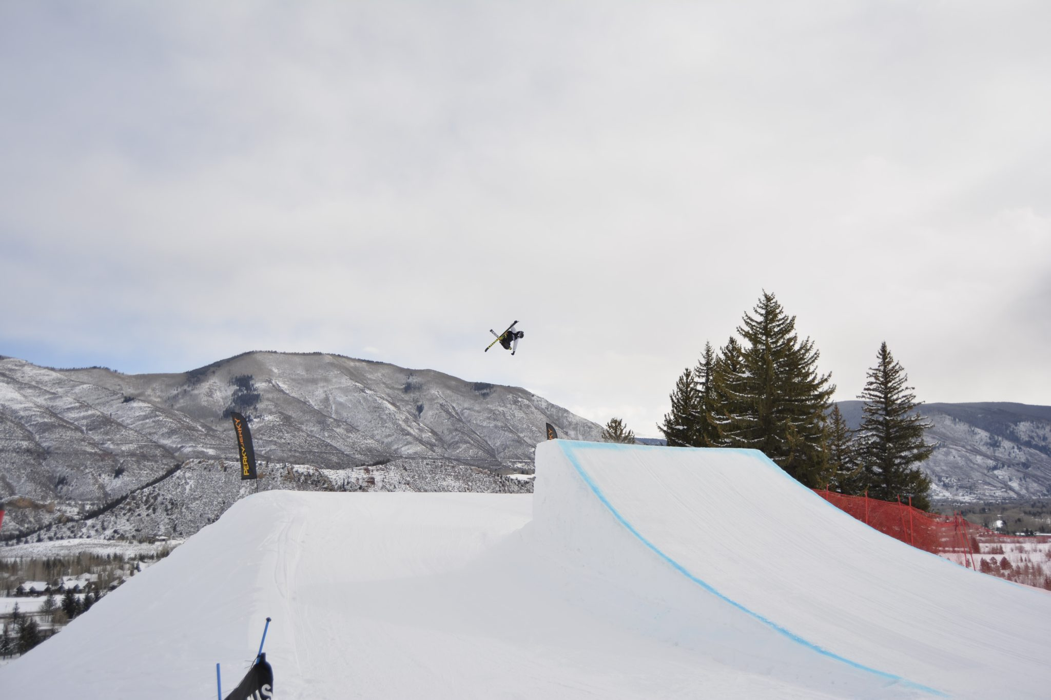 Hunter Henderson Slopestyle and Big Air