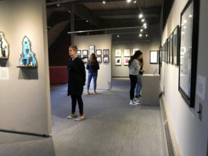 Possessed exhibit at Galletly Gallery to host artists reception.