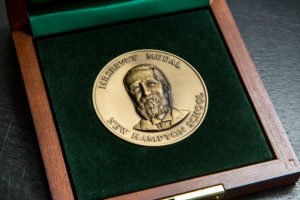 199th Commencement included our traditional awards such as the Meservey Medal.