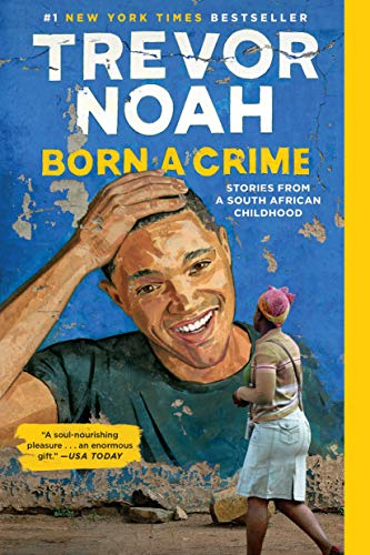 A favorite all-school read from 2017, Born a Crime by Trevor Noah created deep conversation opportunities for our international and domestic student community.